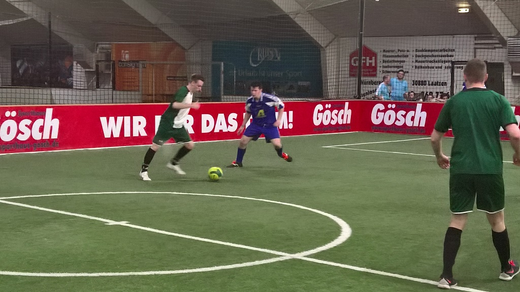 HCV-Fußballturnier