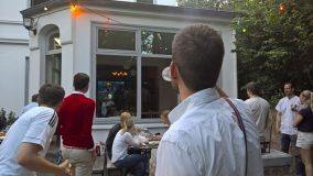 EM-Aus für Deutschland | Public Viewing war dennoch ein Erfolg