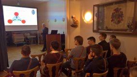 Altherren Vortrag über Zeitmanagement